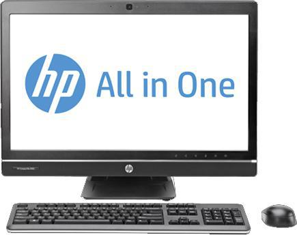 Моноблок HP Pro 8300, Intel Core i3 3220, 4Гб, 500Гб, Intel HD Graphics 2500, DVD-RW, Windows 7 Professional, черный [c2z23ea]