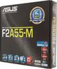 Материнская плата ASUS F2A55-M Socket FM2, mATX, Ret вид 6