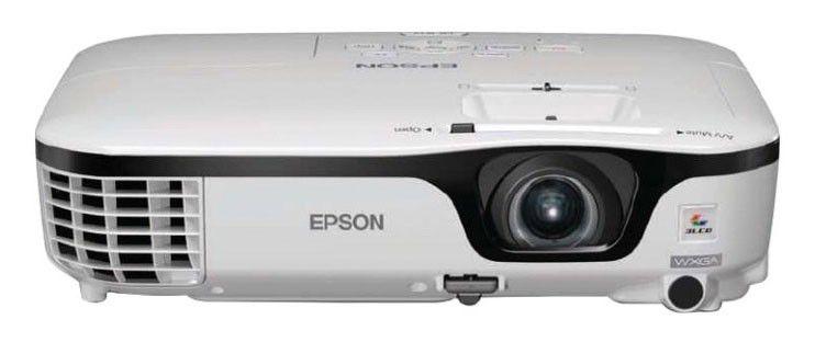 Проектор EPSON EB-X12 белый [v11h429040]