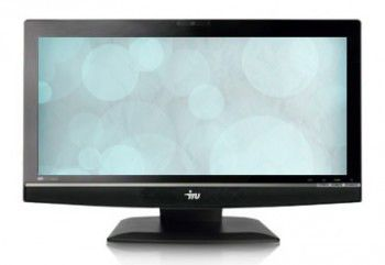 Моноблок IRU 502, Intel Core i5 3470, 4Гб, 1000Гб, Intel HD Graphics, DVD-RW, Windows 7 Professional, черный [721251]