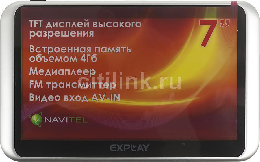 GPS навигатор EXPLAY GTI7,  7