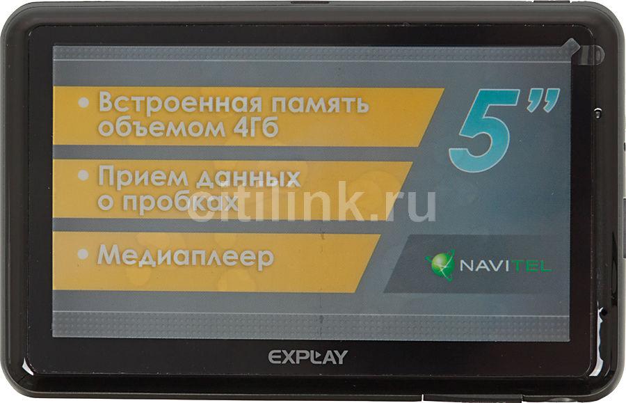 GPS навигатор EXPLAY GTR6,  5
