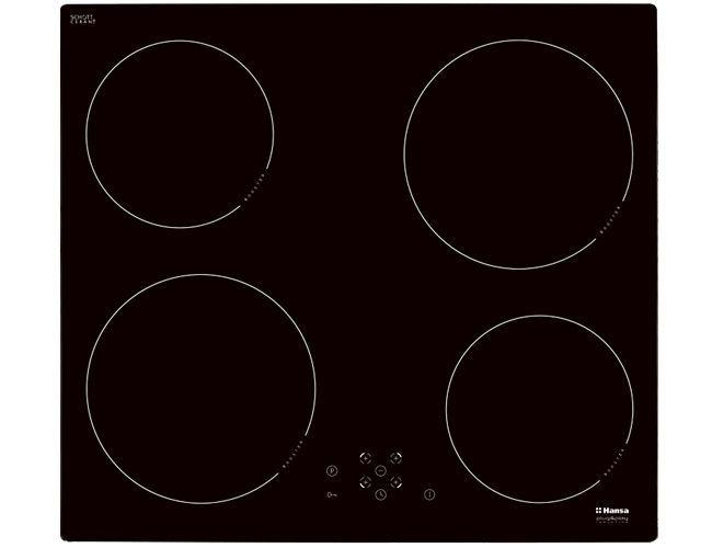 Варочная панель HANSA BHI67303,  индукционная,  независимая,  черный