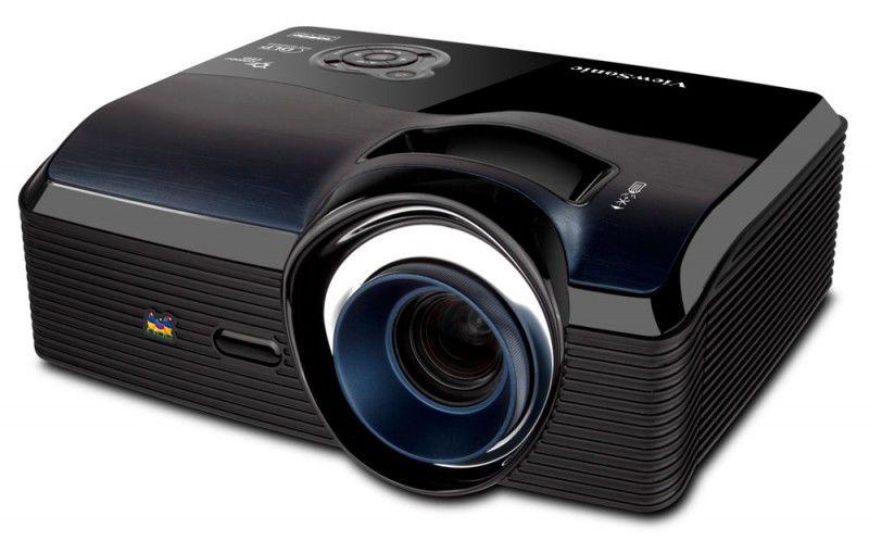Проектор VIEWSONIC Pro9000 черный [vs14826]