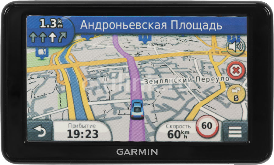 GPS навигатор GARMIN Nuvi 2595LT,  5