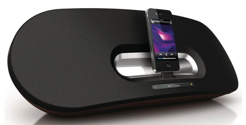 Док-станция Philips DS9/10 (iPhone, iPod, iPad)
