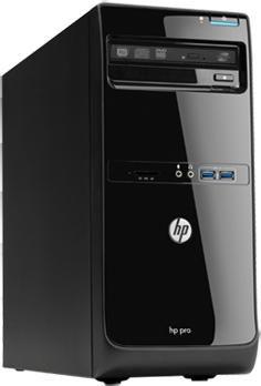 Компьютер  HP Pro 3500 MT,  Intel  Core i3  3220,  DDR3 4Гб, 500Гб,  Intel HD Graphics 2500,  DVD-RW,  Windows 8 Professional,  черный [b5h51ea]