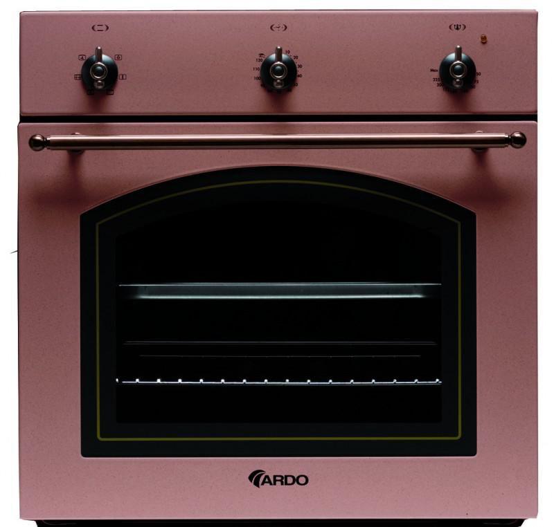 Духовой шкаф ARDO FM060RR,  розовый