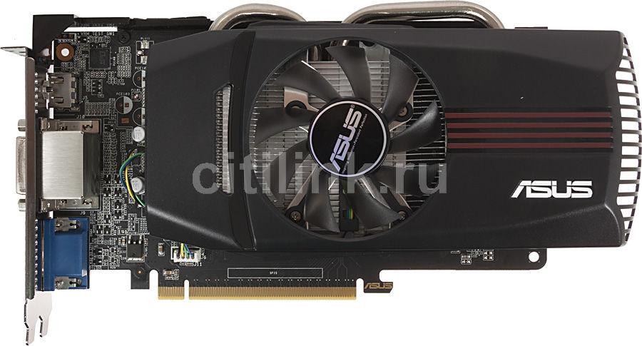 Видеокарта ASUS GeForce GTX 650,  1Гб, GDDR5, OC,  Ret [gtx650-dct-1gd5]