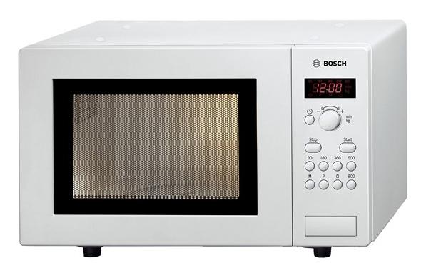 Микроволновая печь BOSCH HMT75M421, белый