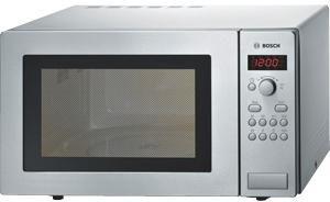 Микроволновая печь BOSCH HMT84M451, серебристый