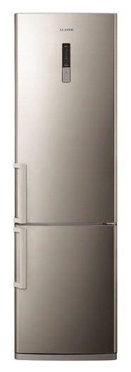 Холодильник SAMSUNG RL-48RRCMG,  двухкамерный,  серебристый [rl48rrcmg1/bwt]