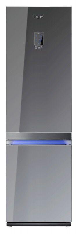 Холодильник SAMSUNG RL57TTE2A,  двухкамерный,  зеркальный [rl57tte2a1/bwt]