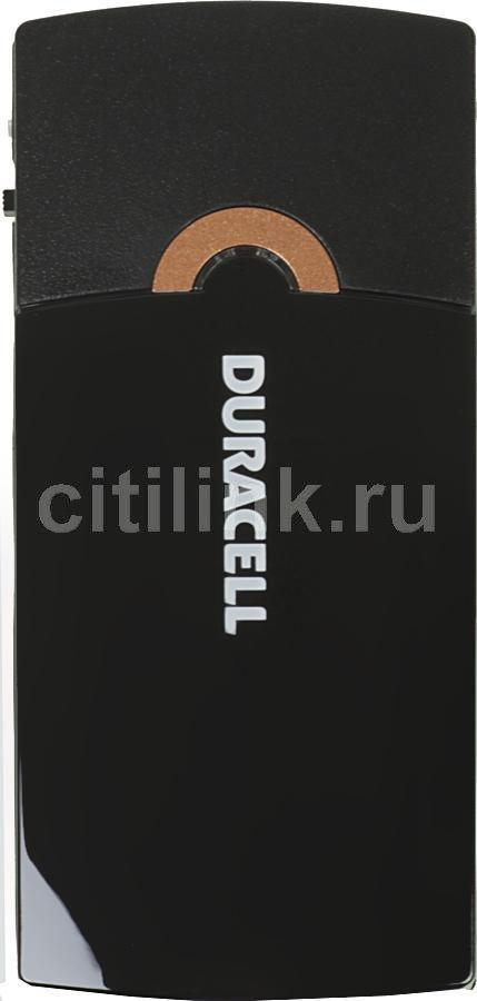 Внешний аккумулятор DURACELL PPS2,  1150мAч,  черный