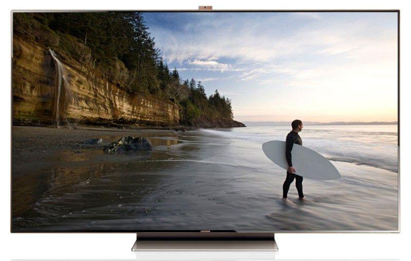 LED телевизор SAMSUNG UE75ES9007  3D,  FULL HD (1080p),  черный