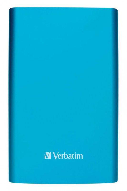 Внешний жесткий диск VERBATIM Store n Go 53074, 1Тб, синий