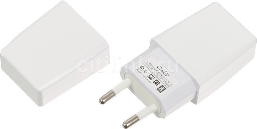 Зарядное устройство  FTR-W510, белый