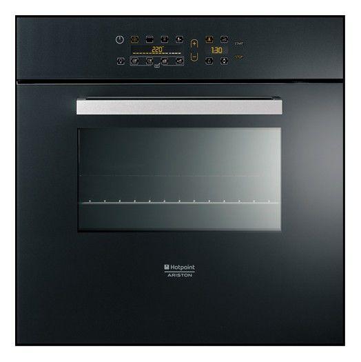 Духовой шкаф HOTPOINT-ARISTON FQ 1037 C.1 GR,  черный