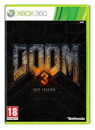 Игра SOFT CLUB DOOM 3 BFG Edition для  Xbox360 Eng