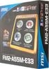 Материнская плата MSI FM2-A55M-E33 Socket FM2, mATX, Ret вид 6