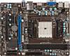 Материнская плата MSI FM2-A55M-E33 Socket FM2, mATX, Ret вид 1