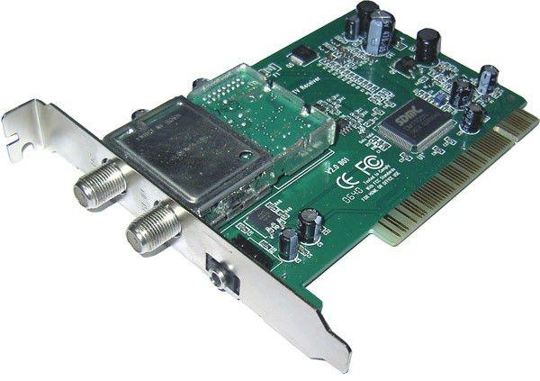 ТВ-тюнер ACORP DS110,  внутренний