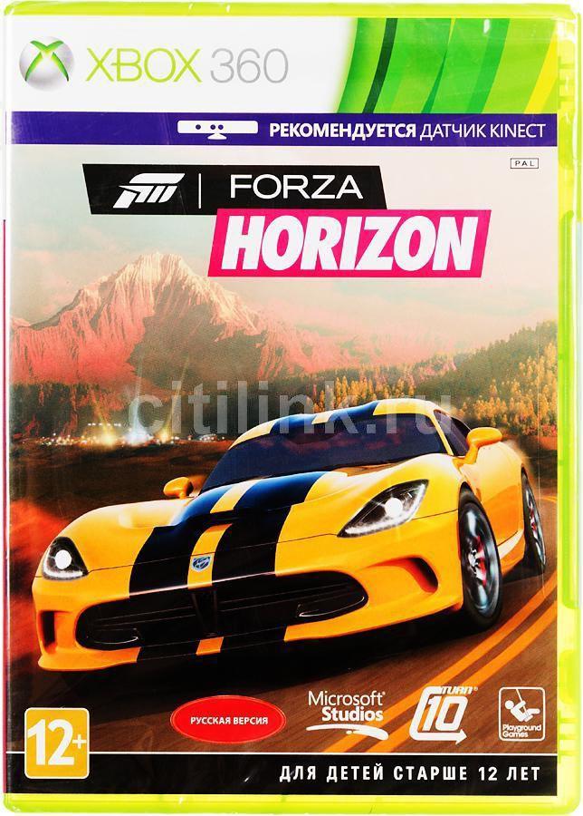 Игра MICROSOFT Forza Horizon для  Xbox360 Eng