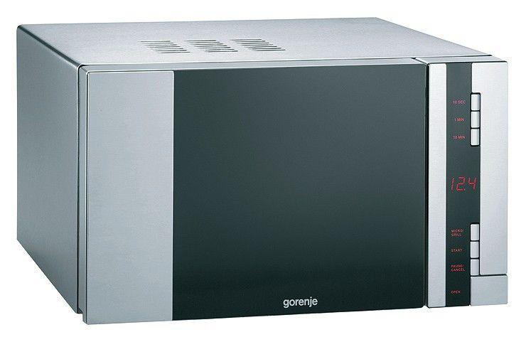 Микроволновая печь GORENJE GMO-20 DGE, серебристый