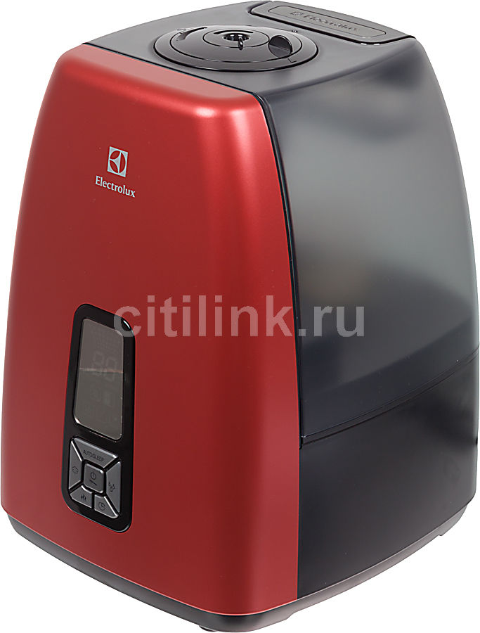 Увлажнитель воздуха ELECTROLUX EHU 5525D,  красный  / серый