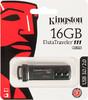Флешка USB KINGSTON DataTraveler 16Гб, USB3.0, черный [dt111/16gb] вид 4
