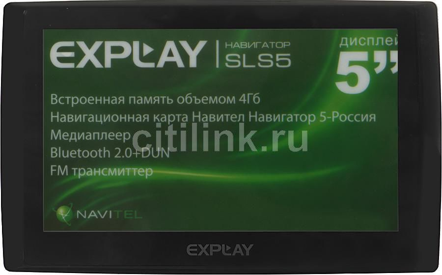 GPS навигатор EXPLAY SLS5,  5