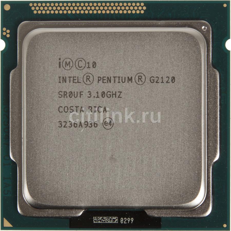 Процессор INTEL Pentium G2120, LGA 1155 OEM /701956/ [cpu intel lga-1155 g2120 oem]