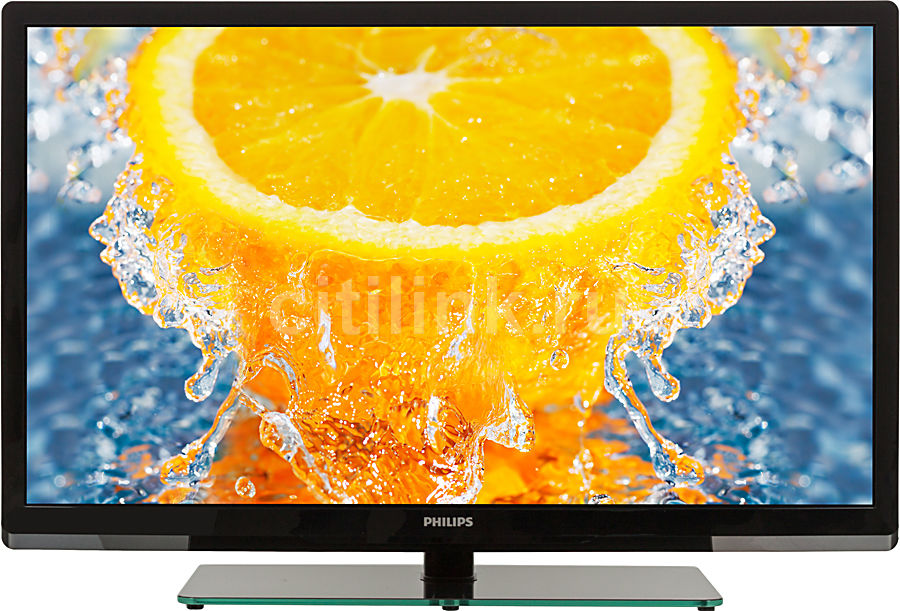 "LED телевизор PHILIPS 32PFL3107H/60  ""R"", 32"", HD READY (720p),  черный"