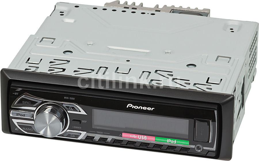 Автомагнитола PIONEER MVH-150UI,  USB