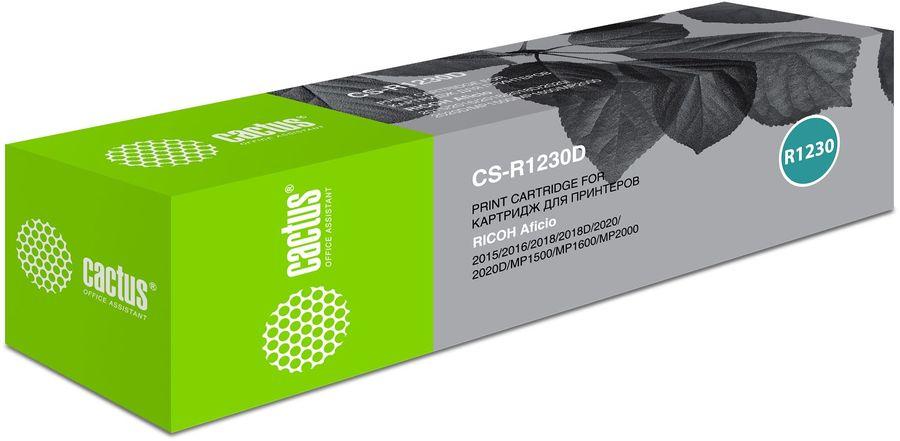 Картридж CACTUS CS-R1230D черный