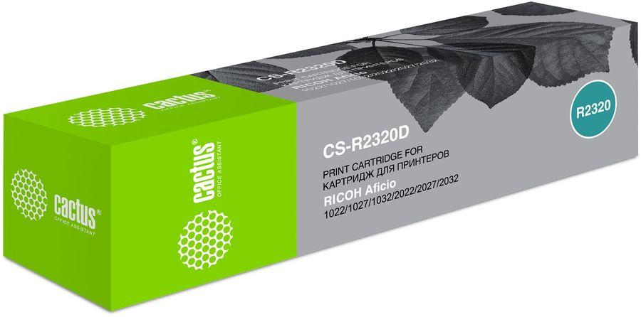 Картридж CACTUS CS-R2320D черный