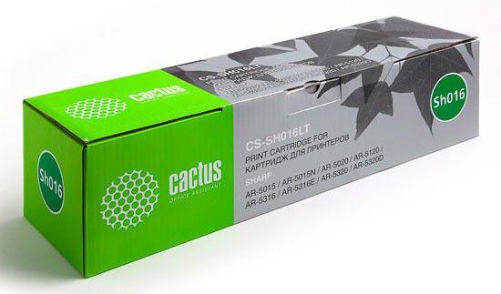 Картридж CACTUS CS-SH016LT черный