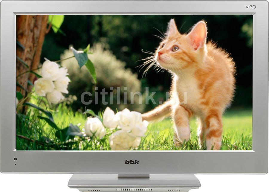 "LED телевизор BBK Vigo LEM2492F  24"", FULL HD (1080p),  серебристый"