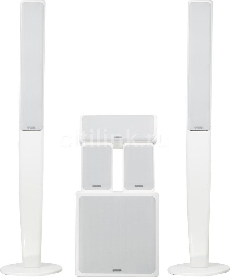 Акустическая система YAMAHA NS-PA40,  5.1,  белый