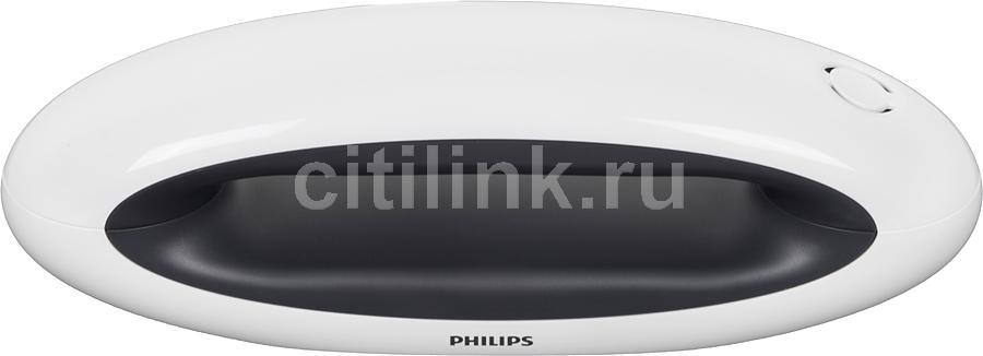 Радиотелефон PHILIPS M5501WG,  белый и черный
