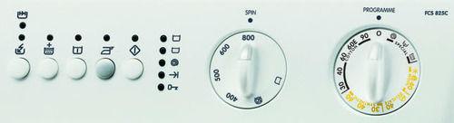 Стиральная машина ZANUSSI FCS825C, фронтальная загрузка,  белый