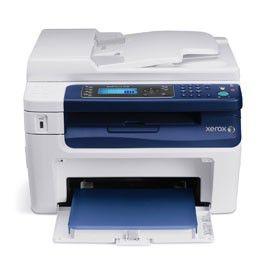 МФУ XEROX WorkCentre 3045/NI,  A4,  лазерный,  белый [100s65683]