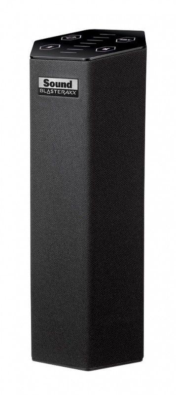 Колонки CREATIVE Sound Blaster Axx SBX 8,  черный [70sb138000000]