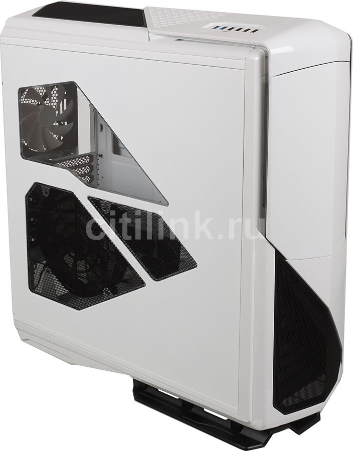 Корпус XL-ATX NZXT Phantom 820A, Ultra-Tower, без БП,  белый