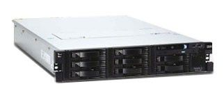 Сервер IBM x3755M3/4xAMD Opteron 16C 6272/8x4GB/OBay HS 3.5in SATA/SAS/SRM1015/1100W Rack (7164D2G)