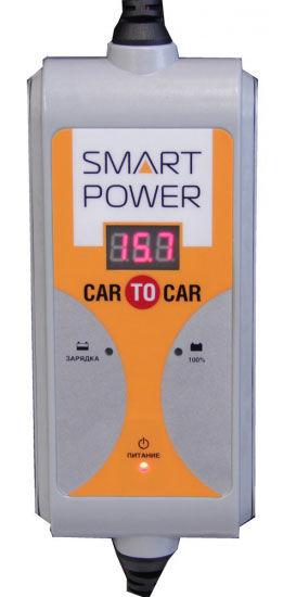 Устройство зарядное для АКБ BERKUT SP-CAR-TO-CAR - фото 5