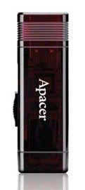 Флешка USB APACER AH351 32Гб, USB3.0, красный [ap32gah351r-1]