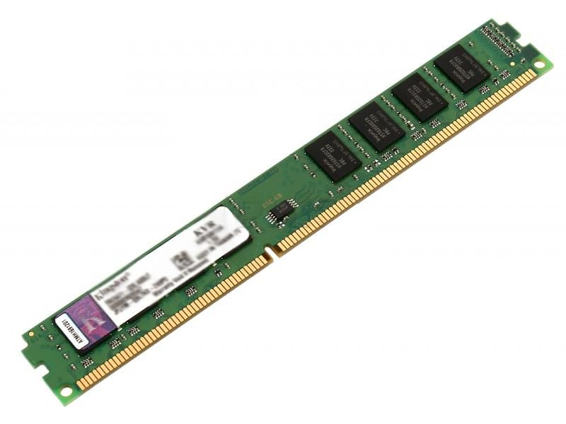 Модуль памяти KINGSTON VALUERAM KVR16N11/4 DDR3 -  4Гб 1600, DIMM,  Ret