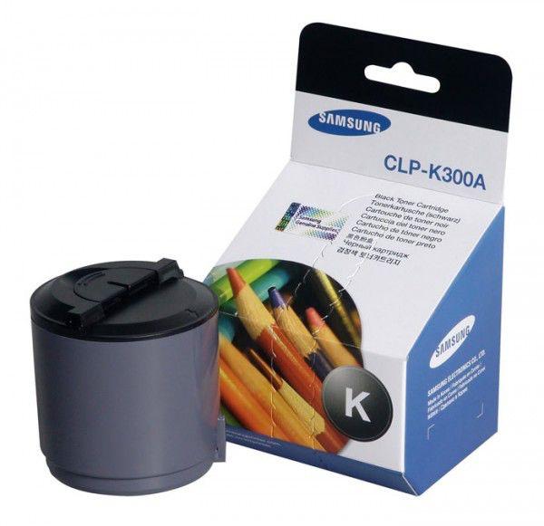 Картридж SAMSUNG CLP-K300A черный [clp-k300a/els]