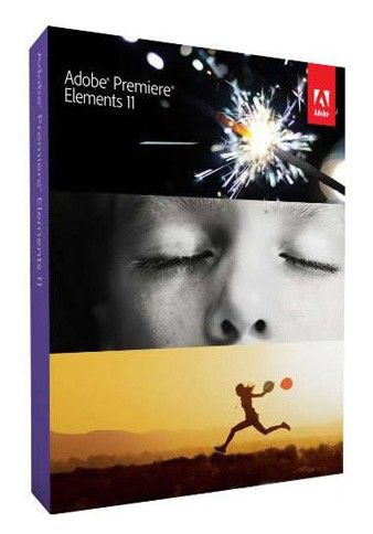 ПО Premiere Elements 11 Windows Russian Retail, BOX  (65193725)